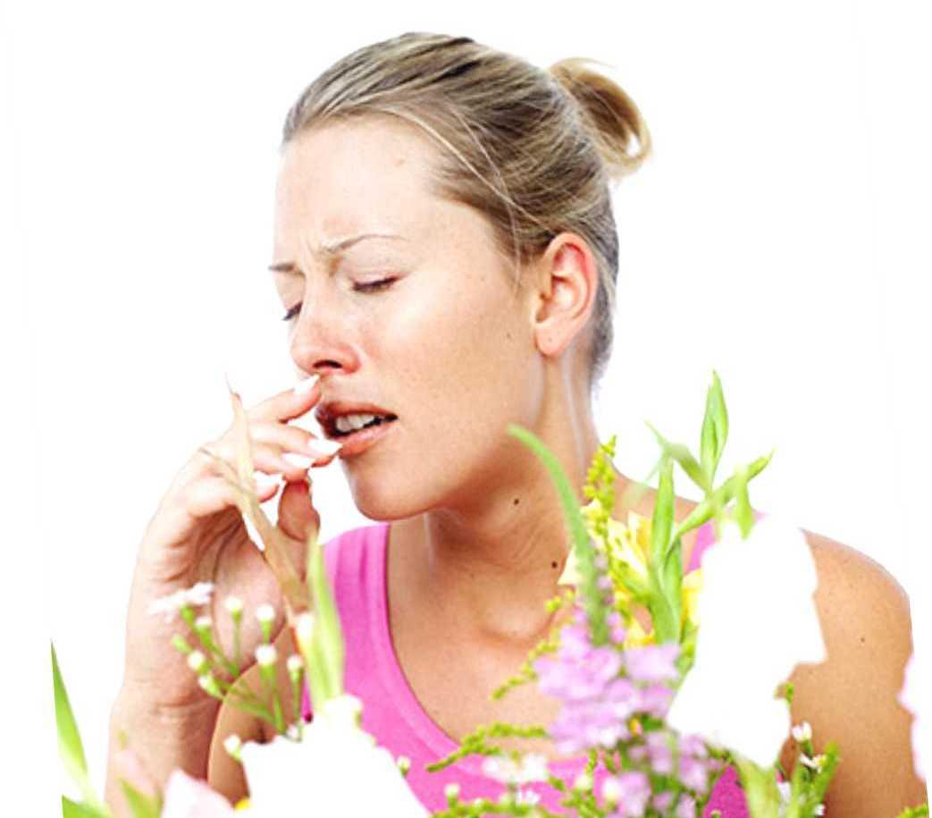 поллиноз аллергия на пыльцу