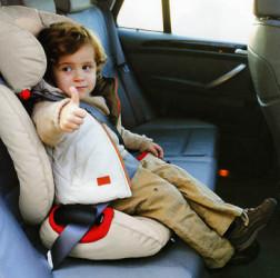 автокресло для детей