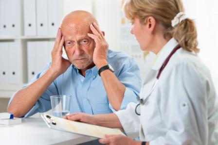 Синдром Альцгеймера
