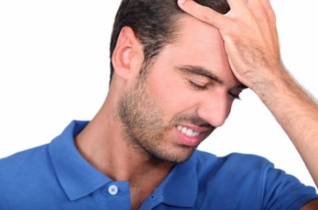 Симптомы гематомы в голове
