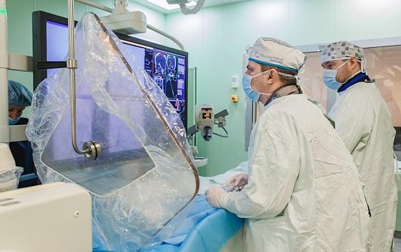 Лечение мальформации сосудов головного мозга
