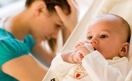 Панические атаки после родов