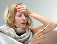 Застужена голова, что делать