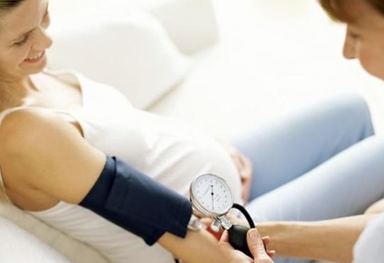 Гипертония во время беременности