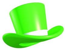 Зеленая шляпа