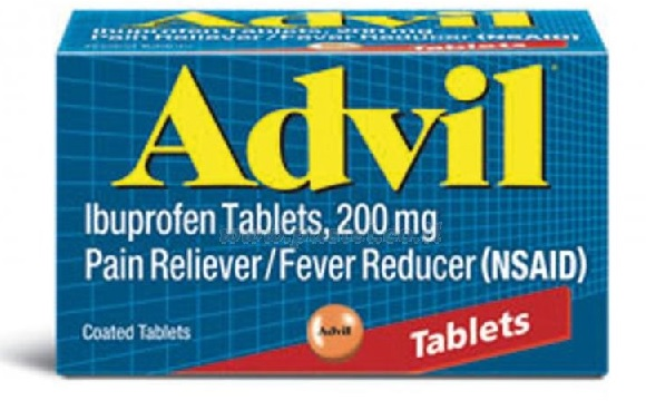 Таблетки Адвил