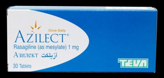 Новейшее лекарство современности Азилект