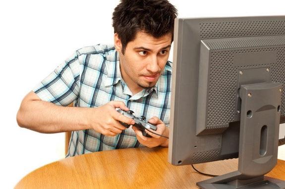 Симптомы болезни геймера