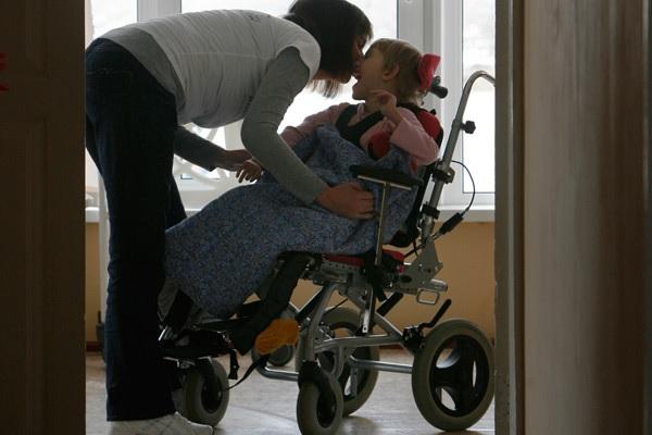 Прогулочная коляска для детей с ДЦП