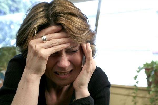 Резкая головная боль при вставании