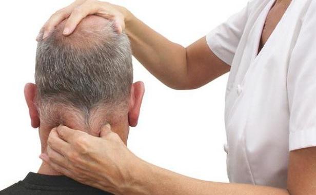 При воспалении нерва на шее
