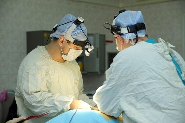 Операция по удалению гематомы головного мозга