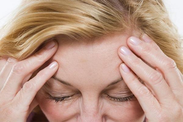 Первый симптом воспаления мозга