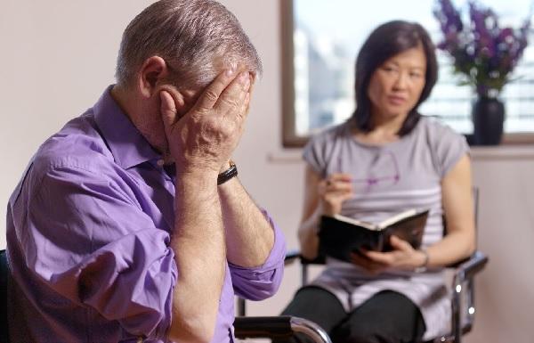 Нарушение речи после инсульта