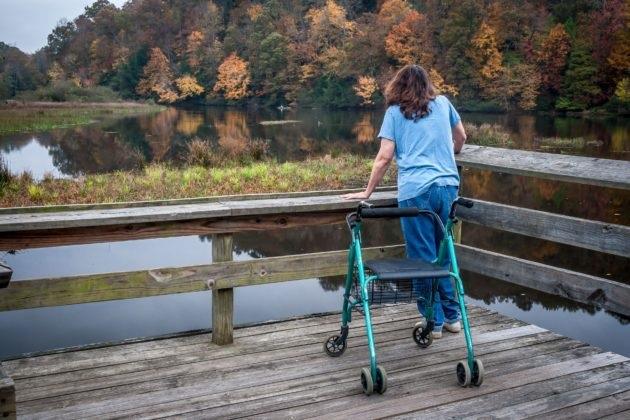 Продолжительность жизни при рассеянном склерозе