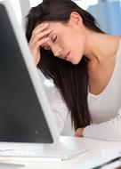 Болит голова от компьютера