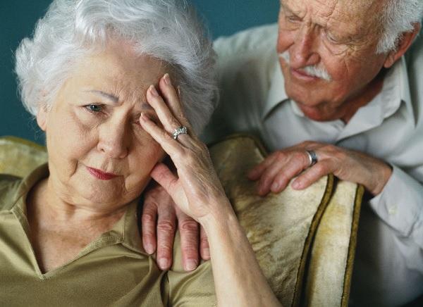 Основные симптомы старческого склероза