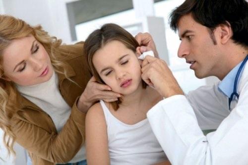 При приступе болит внутри уха