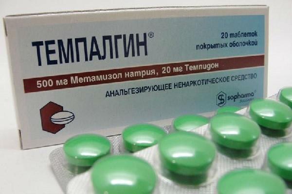 Темпалгин помогает от головной боли