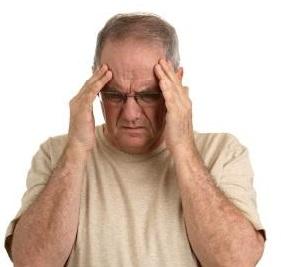 Церебральный атеросклероз сосудов головного мозга.