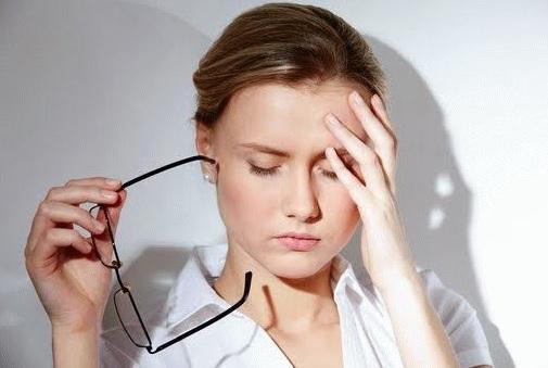 Головная боль в левой части головы