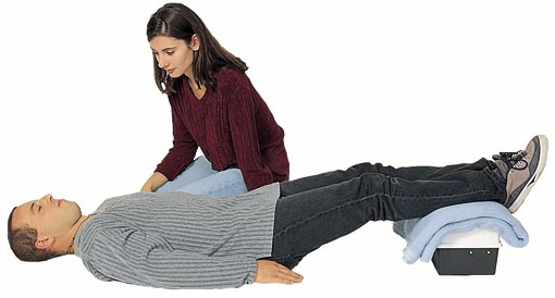 Доврачебная помощь при обмороке