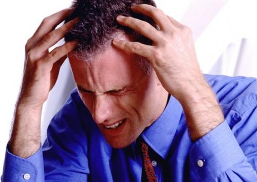Болит голова при внутричерепном давлении