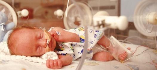 Отек головного мозга у новорожденных