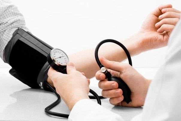 Гипертоническая болезнь 1 стадии