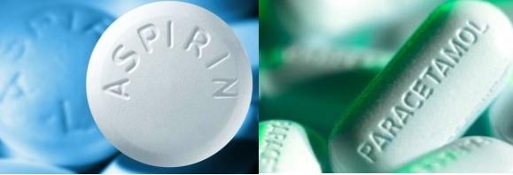 Что лучше: Аспирин или Парацетамол