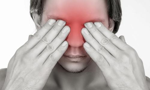 Голова от линз болит