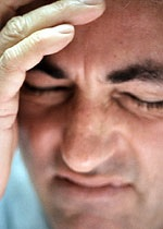 Болит голова после инсульта