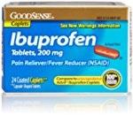 Ибупрофен или Аспирин