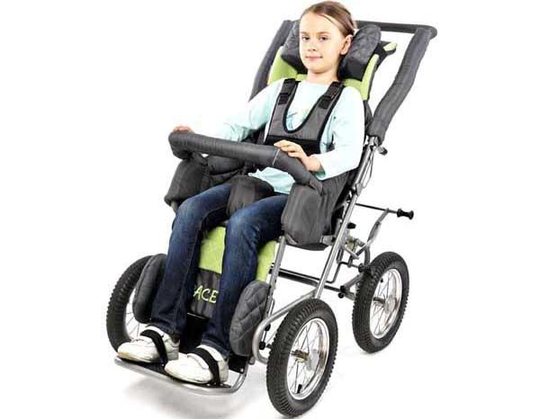 Прогулочная коляска для ДЦП