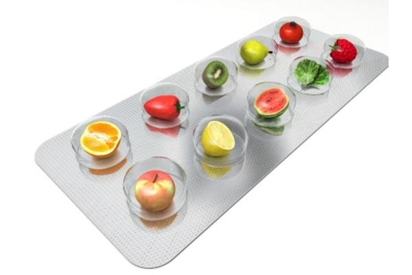 Витамины на основе экстрактов растений