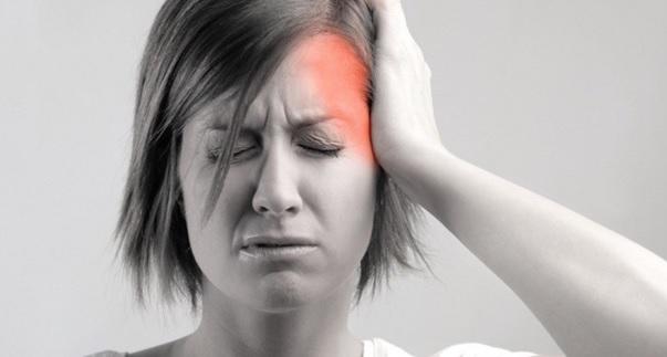 Боль в левой части головы