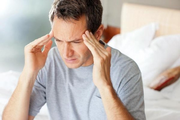 Прогрессировании венозной энцефалопатии