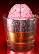 Влияние алкоголя на мозг