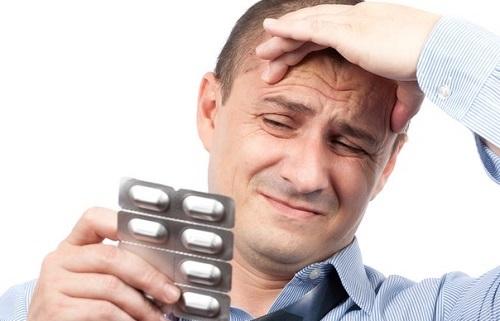 Таблетки Брал от головной боли