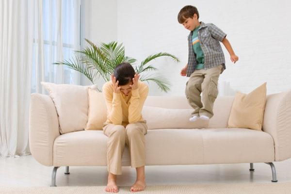 Дефицит внимания у детей