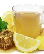 Мёд, лимон, имбирь