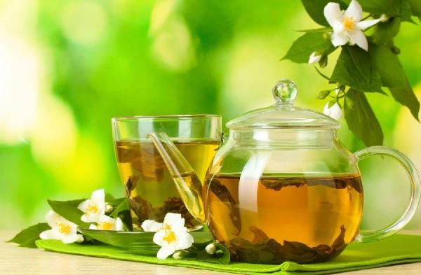 Зелёный чай влияет на давление