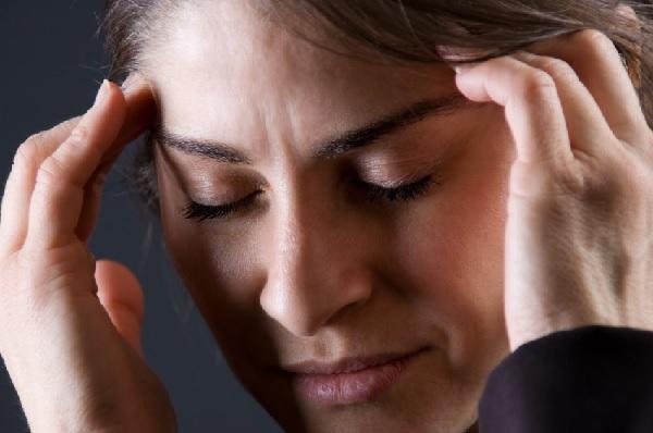 Онемение левой или правой части головы