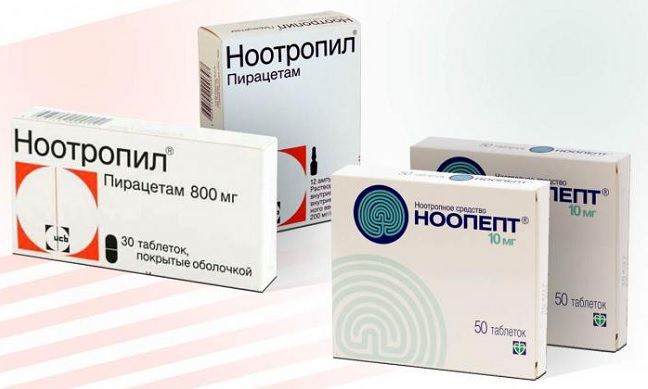 Аналоги препарата Ноопепт