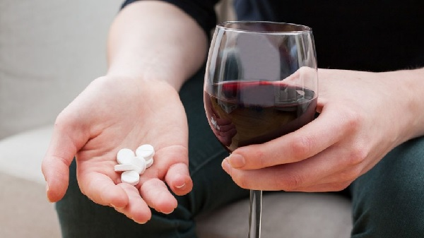 Нурофен и алкоголь