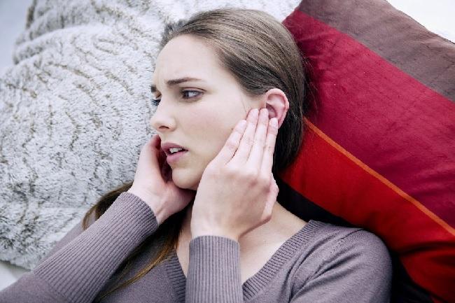 Пульсация в ушах