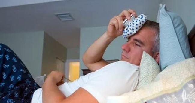 Предупреждение осложнений после сотрясения мозга
