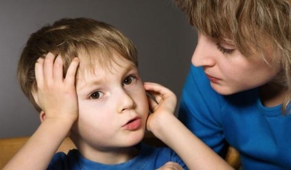 У детей резидуальная энцефалопатия
