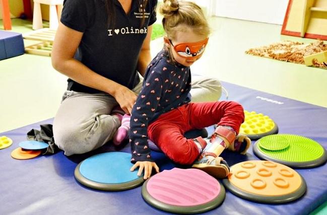 Нарушение сенсорной интеграции у детей