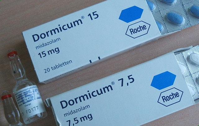 Лекарство Дормикум